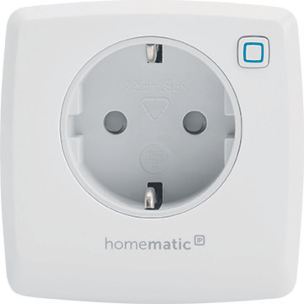 Homematic IP Smart Home Dimmer-Steckdose HmIP-PDT – Phasenabschnitt