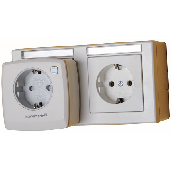 Homematic IP Dimmer-Steckdose HmIP-PDT – Phasenabschnitt