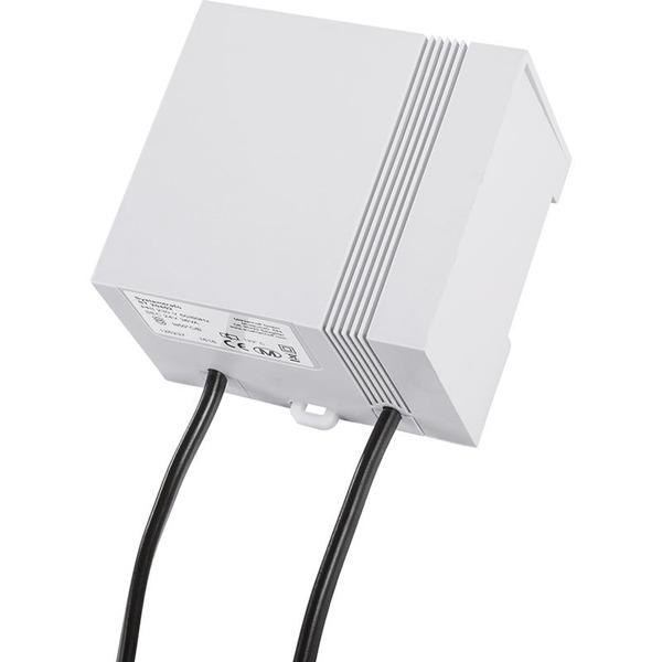 Homematic IP Trafo HmIP-FAL24-TR für Fußbodenheizungsaktoren - 24V
