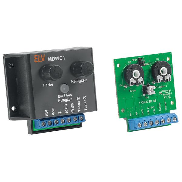 ELV Bausatz Mini Dual-White Controller MDWC1