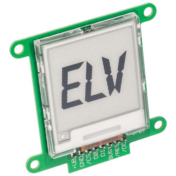 ELV Bausatz E-Paper-Display-Modul EDM100