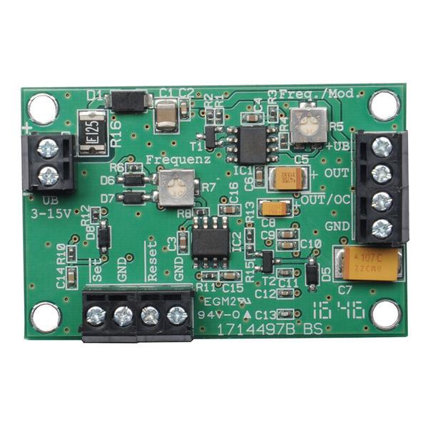 ELV Komplettbausatz NE555-Anwenderschaltung NE555-AWS