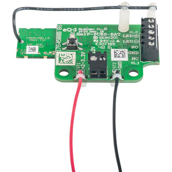 ELV Homematic IP Komplettbausatz Schaltplatine für Batteriebetrieb HmIP-PCBS-BAT