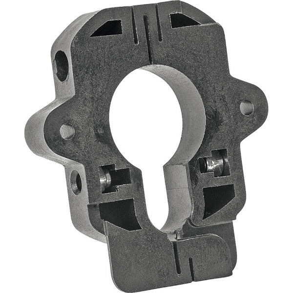 Montageplatte für Schweizer Schließzylinder