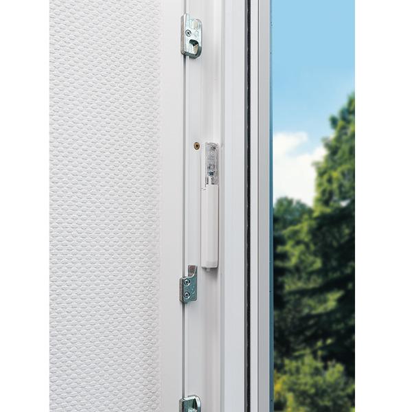 Homematic IP Smart Home Fenster- und Türkontakt HmIP-SWDO-I – verdeckter Einbau