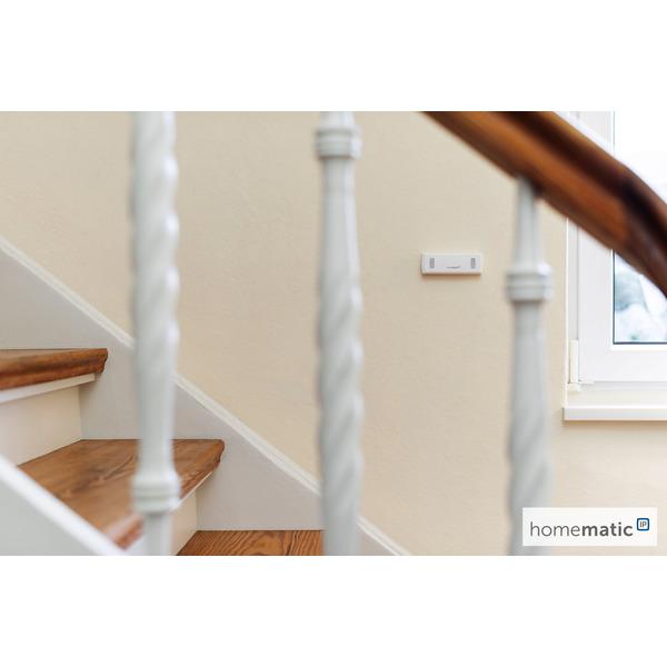 Homematic IP Smart Home Funk-Durchgangssensor HmIP-SPDR mit Richtungserkennung