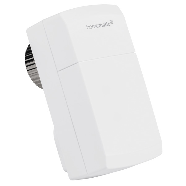 Homematic IP Smart Home Heizkörperthermostat - kompakt 2, HmIP-eTRV-C-2 inkl. Demontageschutz