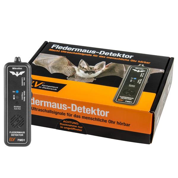ELV Fledermaus-Detektor FMD1, Fertiggerät