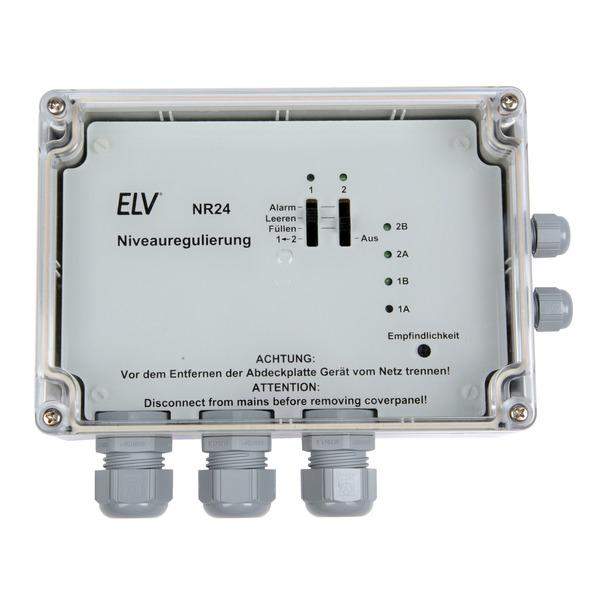ELV Bausatz Niveauregulierung NR24