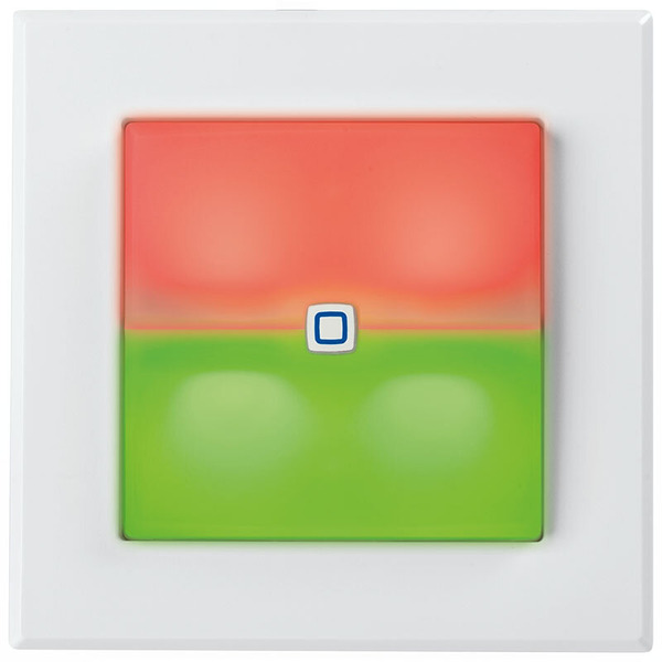 Homematic IP Smart Home Schaltaktor für Markenschalter mit Signalleuchte HmIP-BSL
