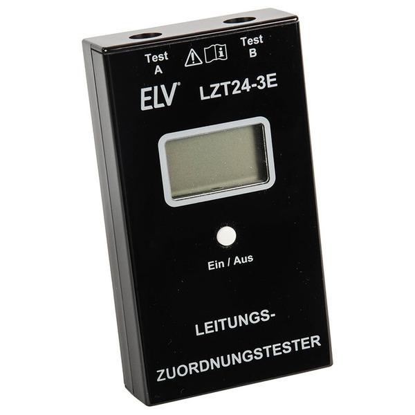 ELV Komplettbausatz Leitungszuordnungstester LZT24-3