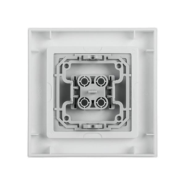 Homematic IP Smart Home Tasterwippe für Markenschalter HmIP-BRU - universal