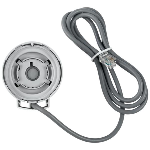 Homematic IP Stellantrieb – motorisch für Fussbodenheizung, HmIP-VDMOT, inkl. Ventiladapter VA80