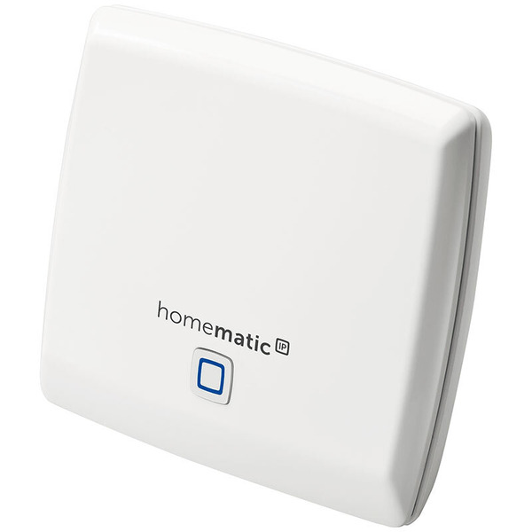 Homematic IP Starter Set Alarm mit Access Point, Alarmsirene, Fenster-/Türkontakt, Bewegungsmelder