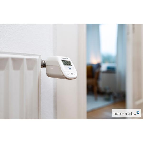 Homematic IP Smart Home Heizkörperthermostat basic HmIP-eTRV-B