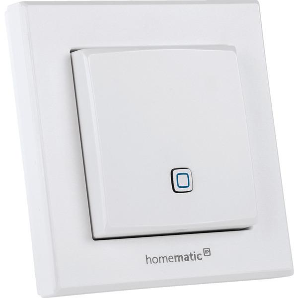Homematic IP Wired Temperatur- und Luftfeuchtigkeitssensor HmIPW-STH – innen
