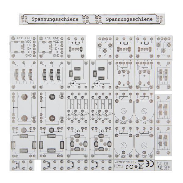 ELV Platinensatz für PAD1 Prototypenadapter