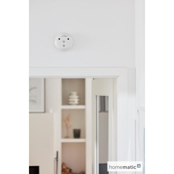 ELV Homematic IP Bausatz Alarmsirene HmIP-ASIR-2, für Smart Home/Hausautomation