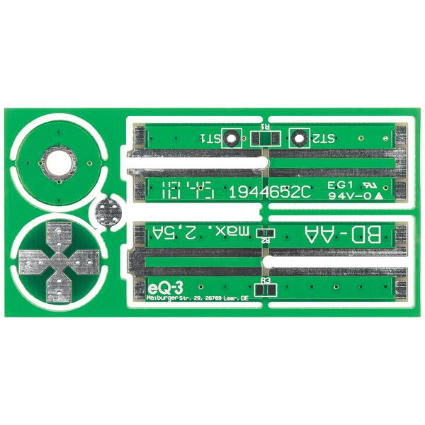 ELV Bausatz Batterie-Dummy-Set BD-AA, 4x Mignon