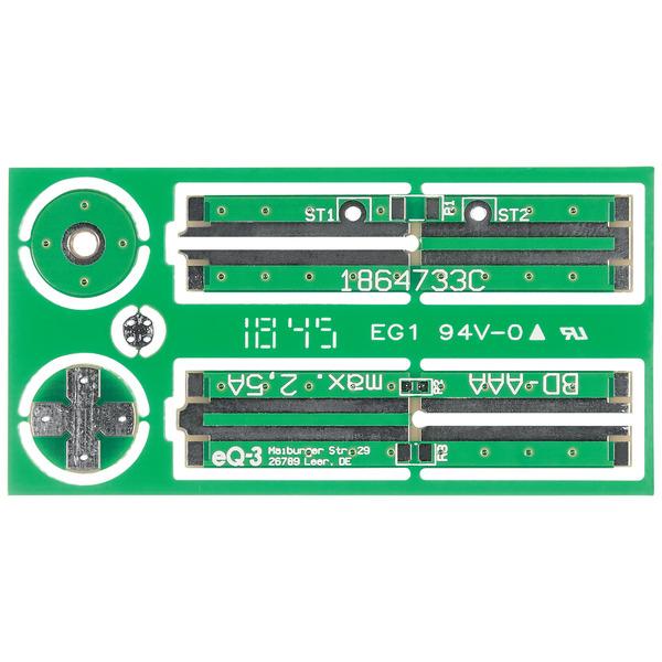 ELV Bausatz Batterie-Dummy-Set BD-AAA, 4x Micro