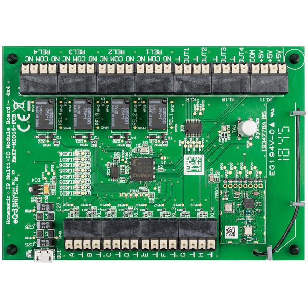 ELV Homematic IP Bausatz Multi IO Modulplatine - 4x4 -HmIP-MIO16-PCB