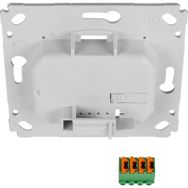 ELV Homematic IP Wired Bausatz 2-Kanal-Wandtaster HmIPW-WRC2