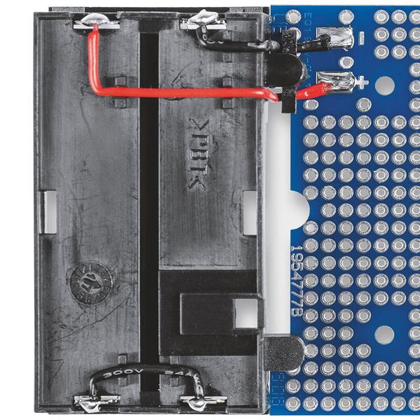 ELV Gehäuse Unibox1 inkl. Schrauben
