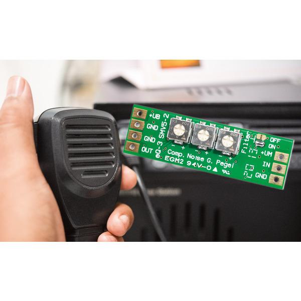 ELV Komplettbausatz SMD-Mikrofonverstärker Version 2 SMV5-2