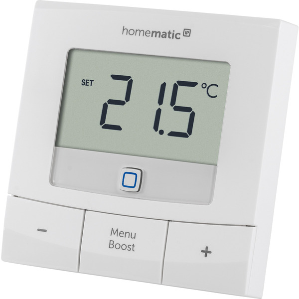 Homematic IP Smart Home Wandthermostat – basic HmIP-WTH-B