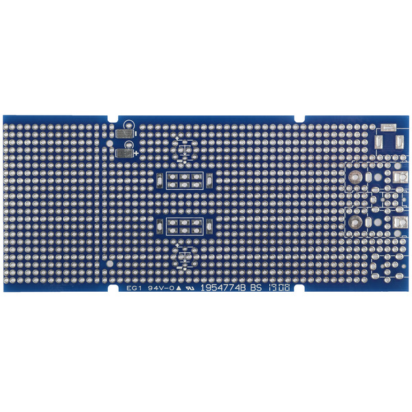 ELV Lochrasterplatine (SG2-PCB2) für Schiebegehäuse SG2