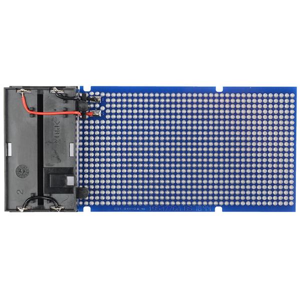 ELV Lochrasterplatine (SG2-PCB3) für Schiebegehäuse SG2