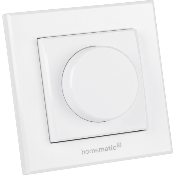 Homematic IP Smart Home Drehtaster HmIP-WRCR