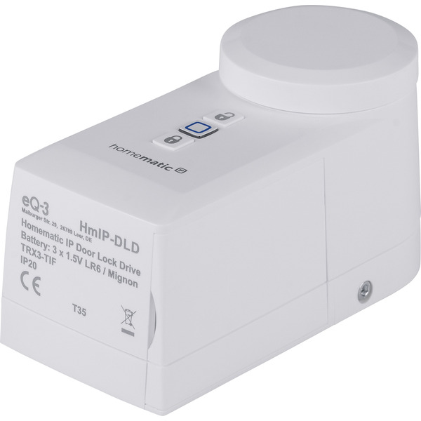 Homematic IP Smart Home Türschlossantrieb HmIP-DLD