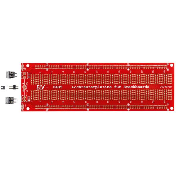 ELV Bausatz Lochrasterplatine für PAD5 ohne Elektronik PAD5-PCB