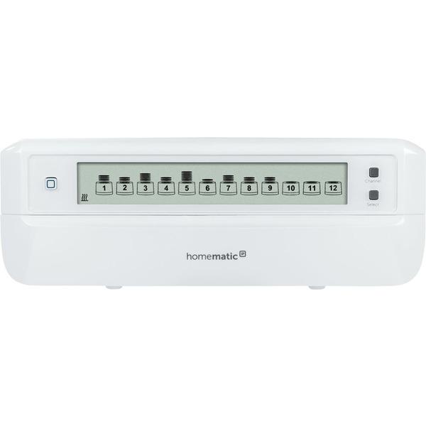 Homematic IP Wired Fußbodenheizungscontroller - 12-fach, motorisch, HmIPW-FALMOT-C12
