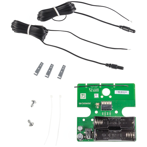 ELV Homematic IP Komplettbausatz Temperatursensor mit externen Fühlern - 2-fach HmIP-STE2-PCB