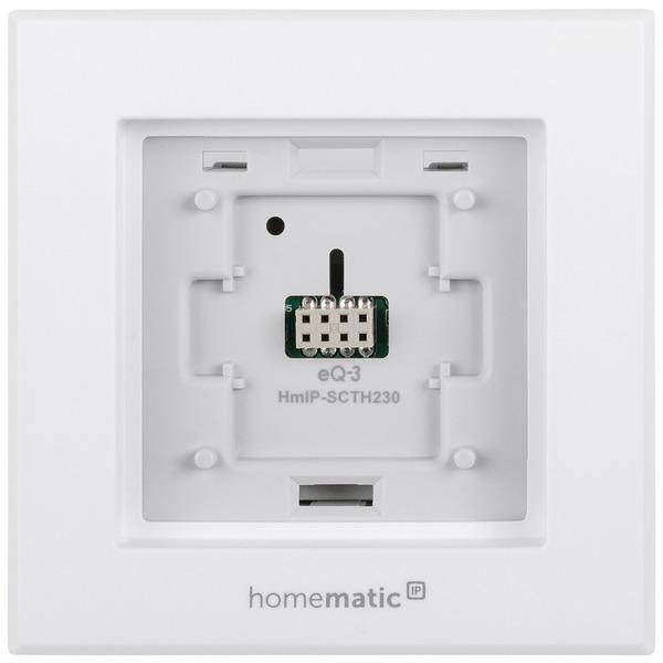 ELV Homematic IP Bausatz CO2-Sensor HmIP-SCTH230, 230 V