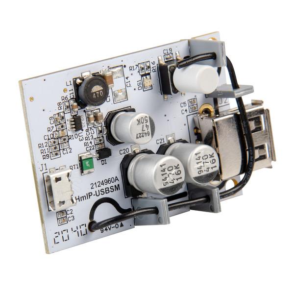 ELV Homematic IP Bausatz Schalt-Mess-Aktor für USB, HmIP-USBSM