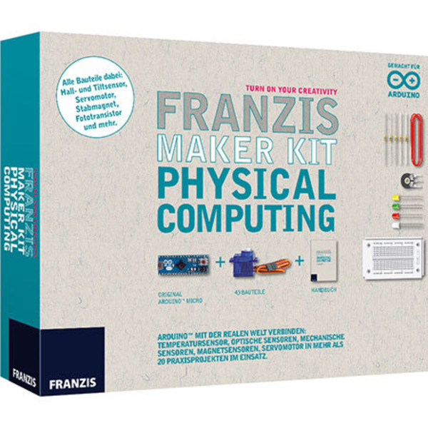 Elektronik einfach lernen – Neue Franzis-Lernpakete