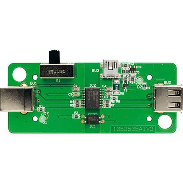 USB galvanisch getrennt - USB-Isolator UI 100