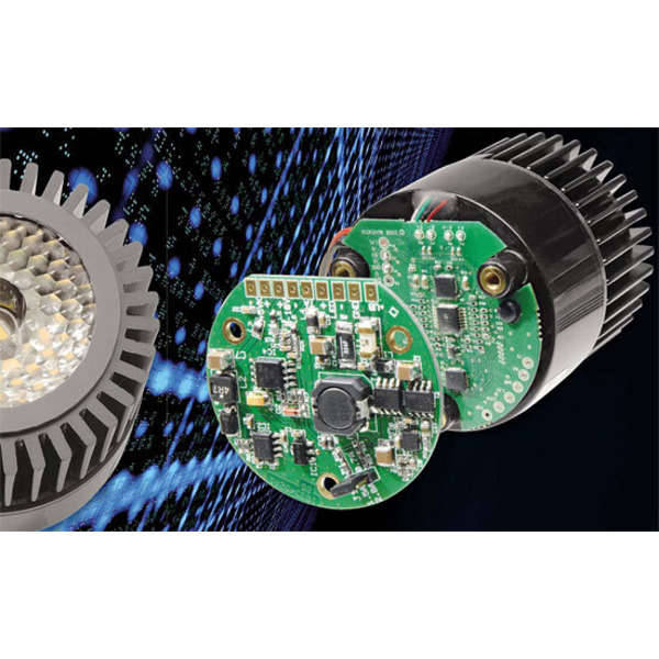 High-Power-LED-Treiber für 10-Watt-LEDs