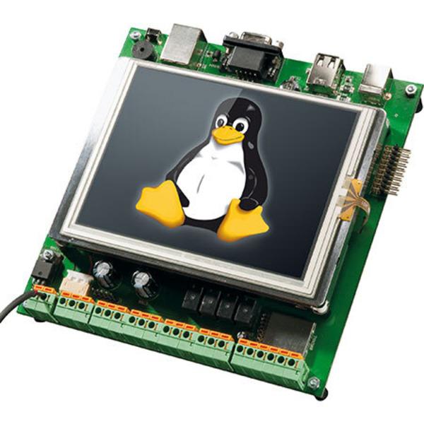 Universal-embedded Linux-Plattform - Linux-Control-Unit LCU 1 Teil 1/3