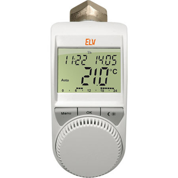 Heizkomfort neu definiert - Energiespar-Regler-System ETH eco & comfort