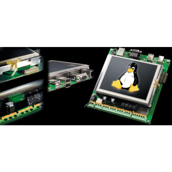 Universal-embedded Linux-Plattform - Linux-Control-Unit LCU 1 Teil 3/3