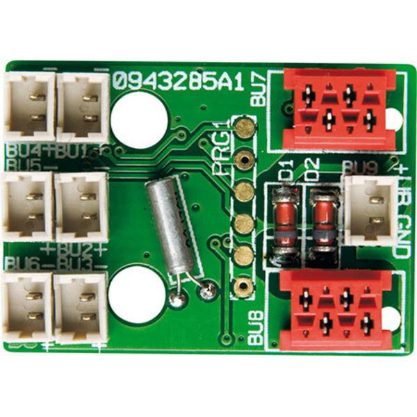 LED-Systeme effizient steuern - LED-Bussystem LED-B6 Teil 1/2
