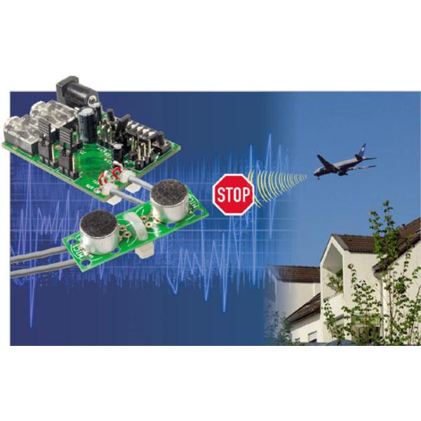 Mikrofon-Nebengeräusch-Unterdrückung MGU100