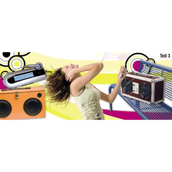 Mobiler Sound - Musikbox MB 100 Teil 3/3