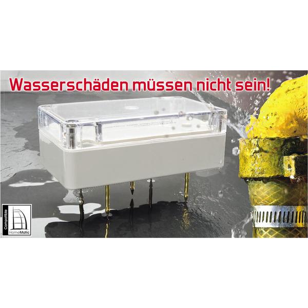 Homematic Funk-Wassermelder HM-Sec-WDS