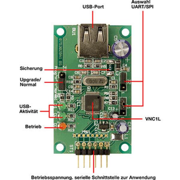USB-Stick-Interface STI 100 Teil 1/2