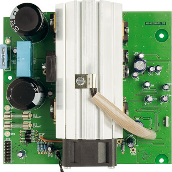 Prozessor-Power-Supply - PPS 5330 Teil 2/3